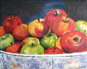 Hannah's Apples