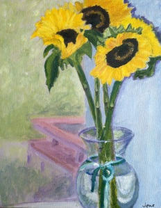 Terrie's Sunflowers